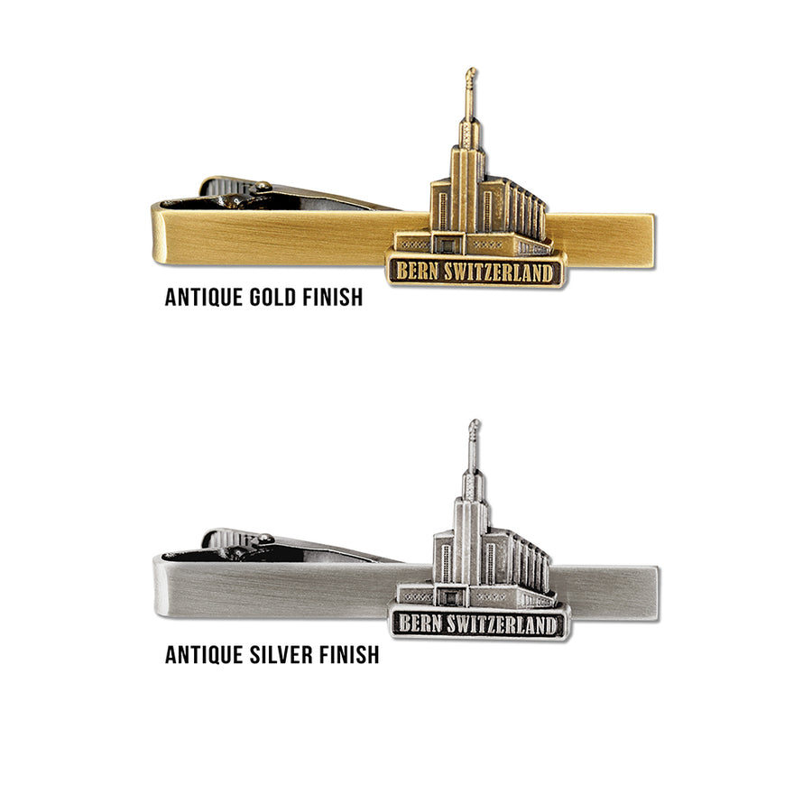 Bern Switzerland Temple Tie Bar