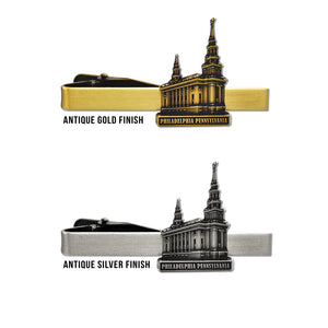 Philadelphia Pennsylvania Temple Tie Bar