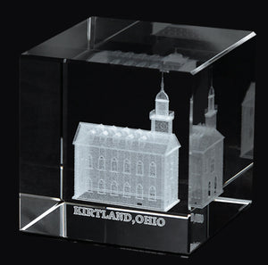 Temple Crystal Cubes (Click to Select Temples)