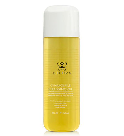 Chamomile Cleansing Oil Facial Make-Up Removal 8fl. oz. - 240ml.