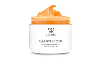 Pumpkin Enzyme Exfoliating and Resurfacing Facial Puree