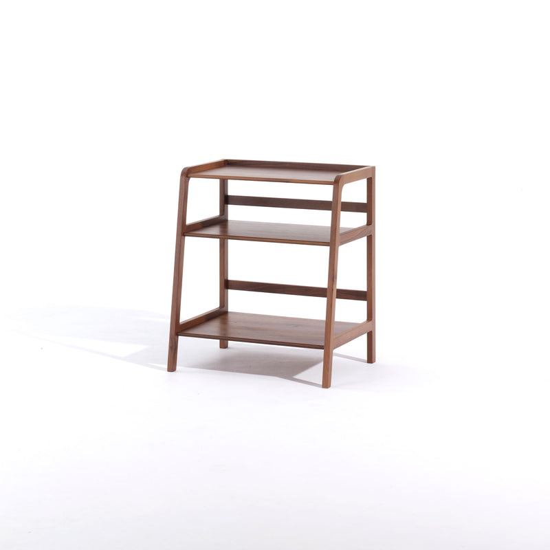 Agnes side table - walnut