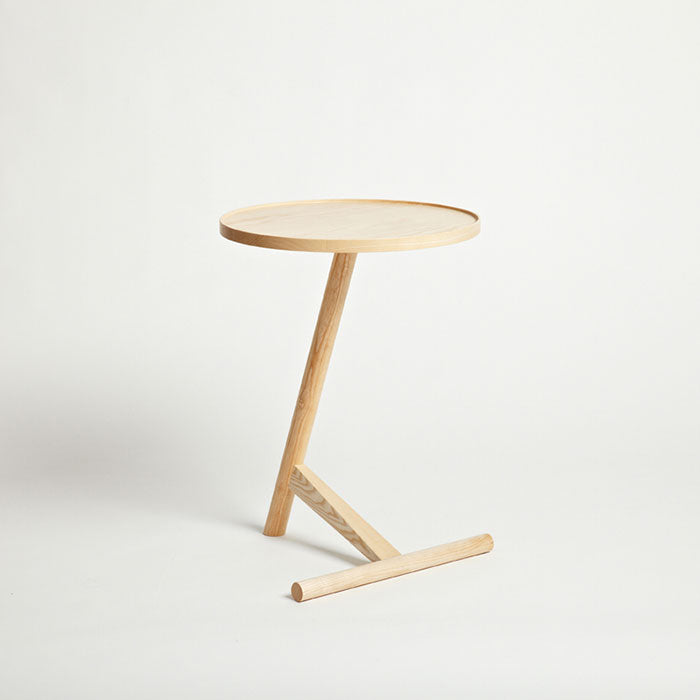 Calvo side table - oak