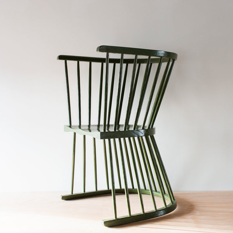 Flip Chair - green