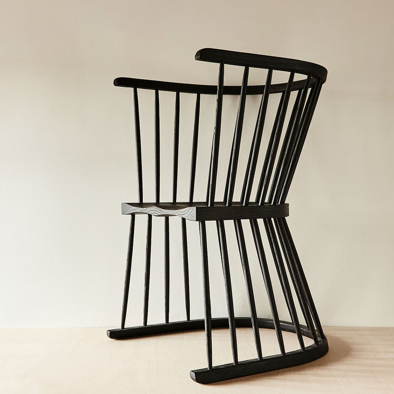 Flip Chair - black
