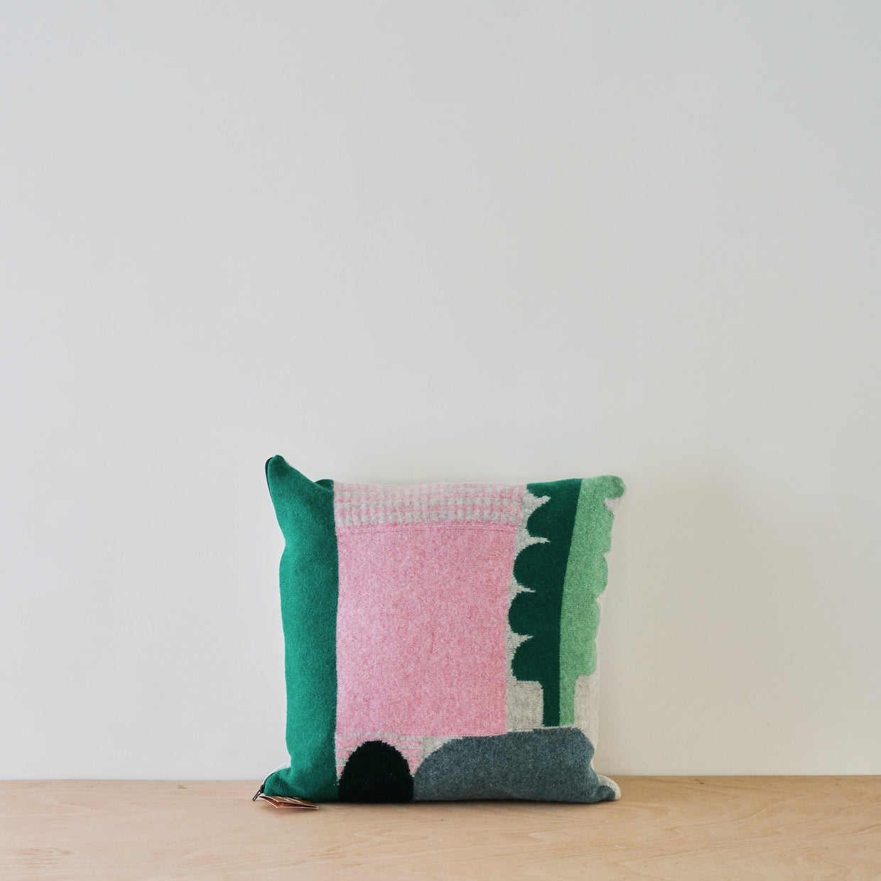 Koyo cushion - green