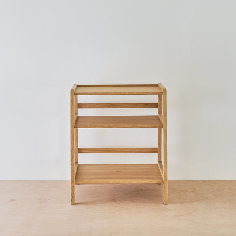 Agnes side table - oak