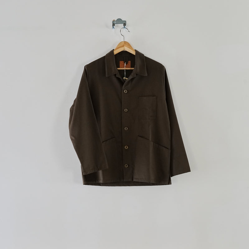 Norfolk work jacket - olive