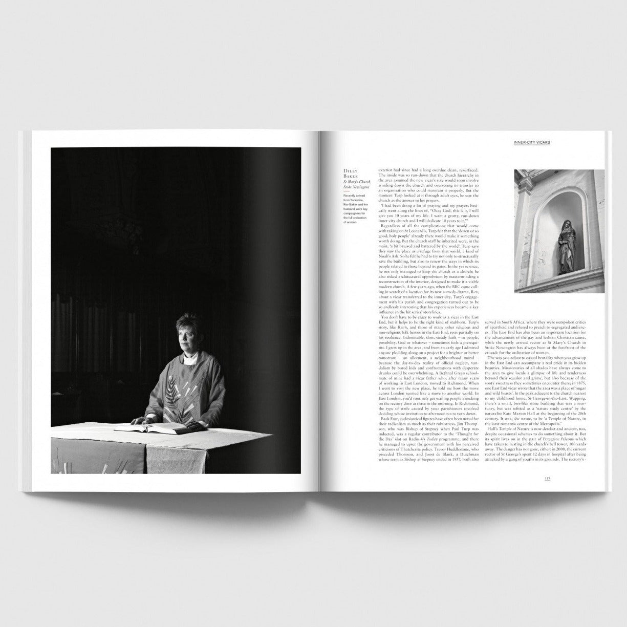 Issue 01: Stories of Dedication