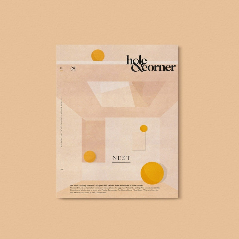 Issue 16: Nest (Morning)
