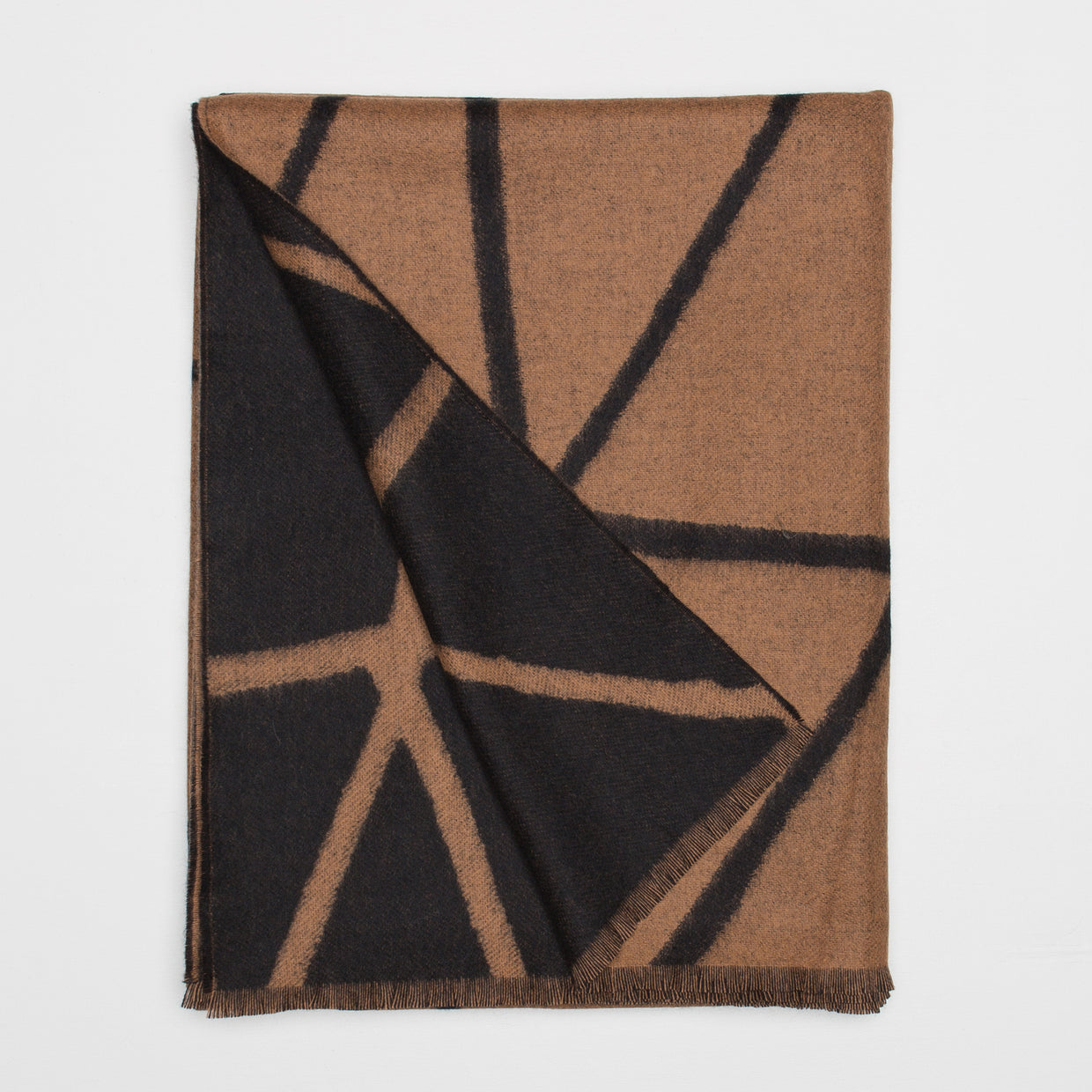 Valley Link Lambswool Cashmere Throw