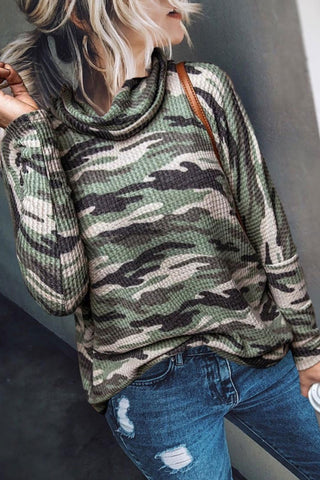Molydress Print Camo T-shirt
