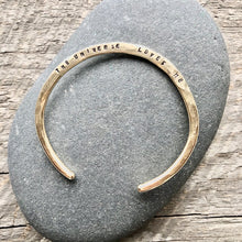 Load image into Gallery viewer, Custom Stamped Bracelet