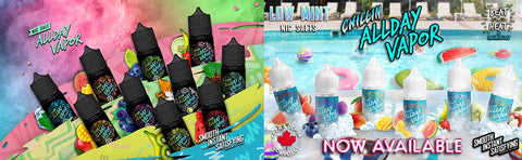 All Day Vapor E-Juice