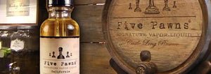 Five Pawns - World's Finest E-Liquid