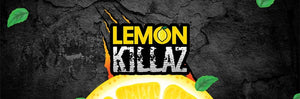 Lemon Killaz Vape Juice