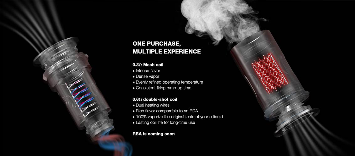 Aspire BP60 Replacement Coils (5 Pack) | Bay Vape Canada
