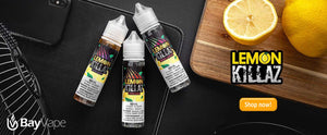 Lemon Killaz E-Liquid - Bay Vape Candaa
