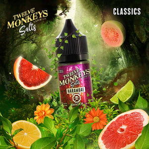 Harambae Nic Salts by Twelve Monkeys E-Juice - Bay Vape