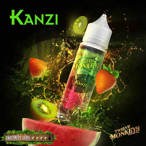 Kanzi by Twelve Monkeys E-Juice (30mL / 60mL) - Bay Vape