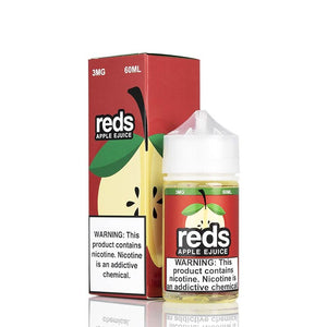 Reds Apple E-Juice by 7 Daze - Bay Vape