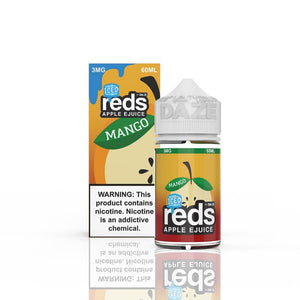 Mango ICED Reds Apple E-Juice by 7 Daze - Bay Vape