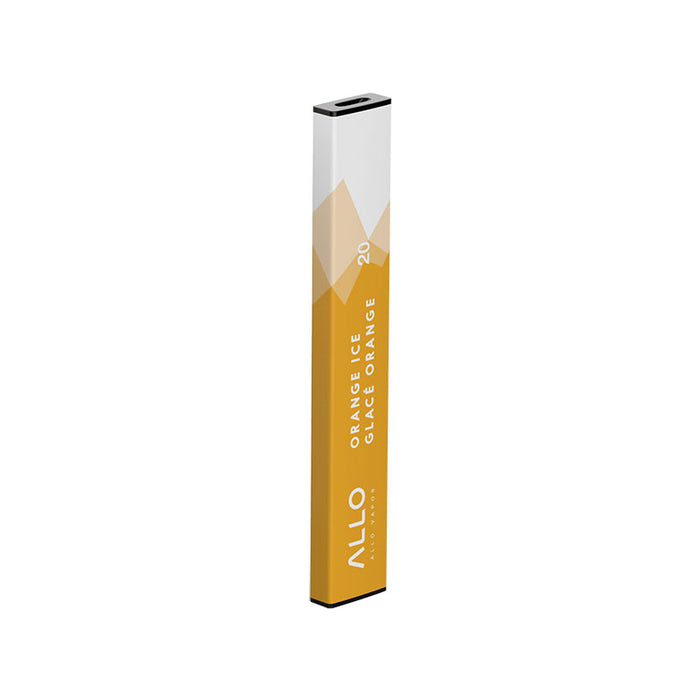 ALLO Disposable Vape Device - Orange Ice