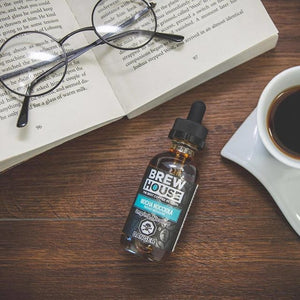 Mocha Nocciola By Brew House E-Juice - Bay Vape