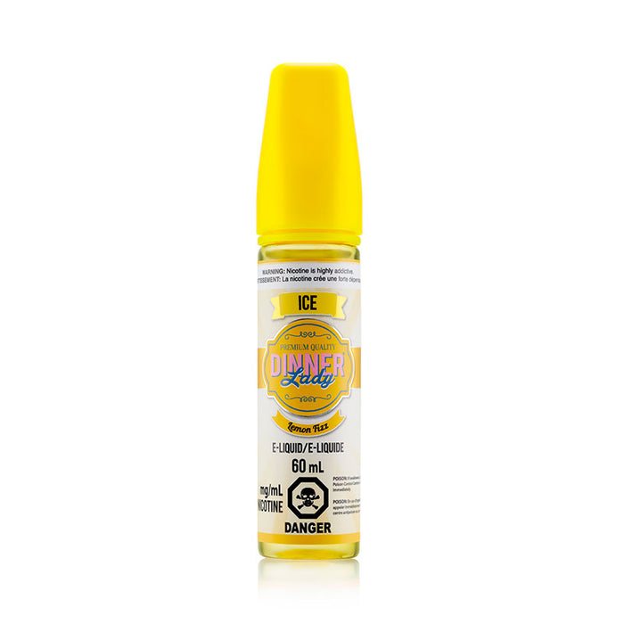 Lemon Citrus Ice (Lemon Fizz Ice) by Dinner Lady E-Liquid