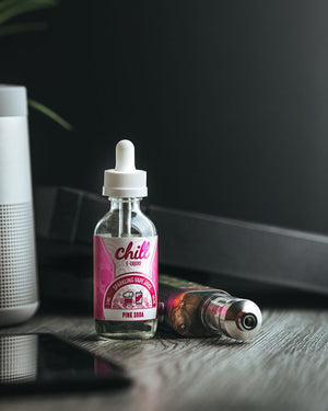 Pink Dream By Chill E-Liquid - Bay Vape