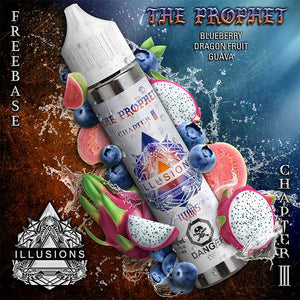 The Prophet by Illusions Vapor E-Juice - Bay Vape