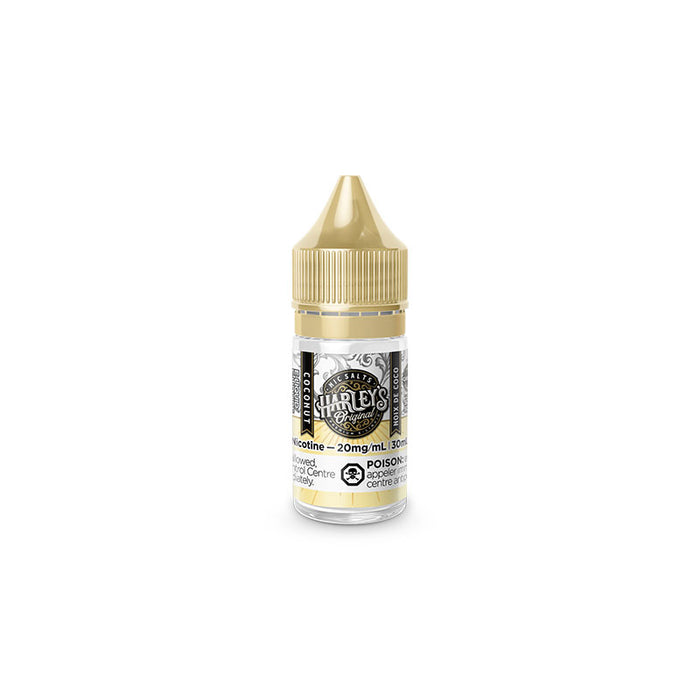 Coconut By Harley's Original Salt Nic Juice