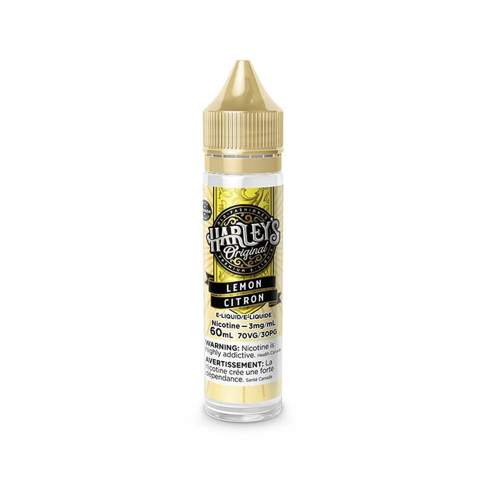 Lemon By Harley's Original E-Liquid