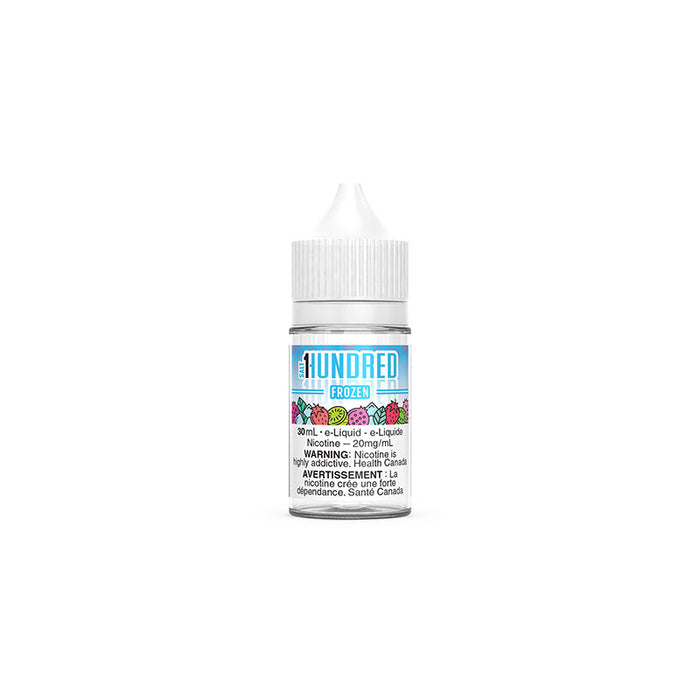 Frozen Salt Nic Juice by Hundred
