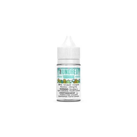 Tropicool Salt Nic Juice by Hundred