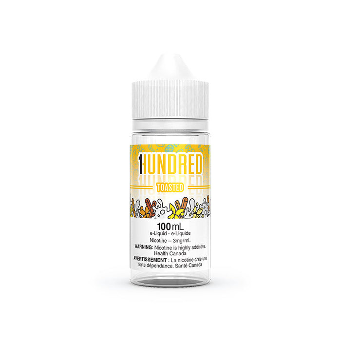 Toasted by Hundred E-Liquid 100mL