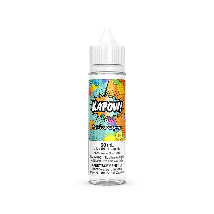 Rainbow Express by KAPOW E-Liquid