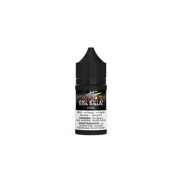 Fatal By Koil Killaz Nic Salt E-Liquid