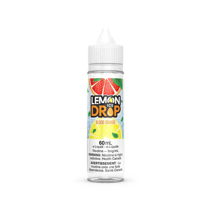 Blood Orange By Lemon Drop Ice Vape Juice