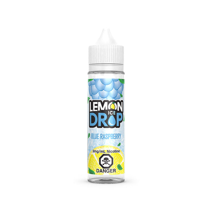 Blue Raspberry By Lemon Drop Ice Vape Juice