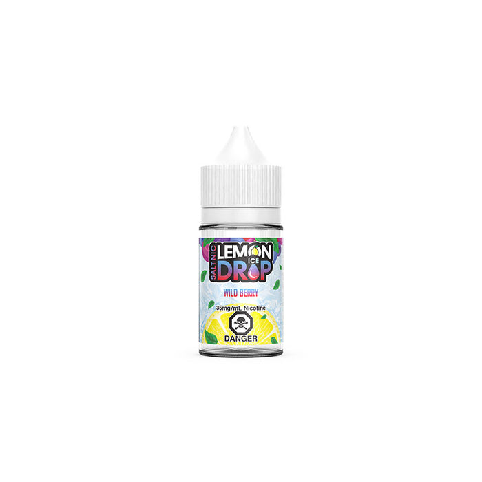 Wild Berry Salt By Lemon Drop Ice E-Juice