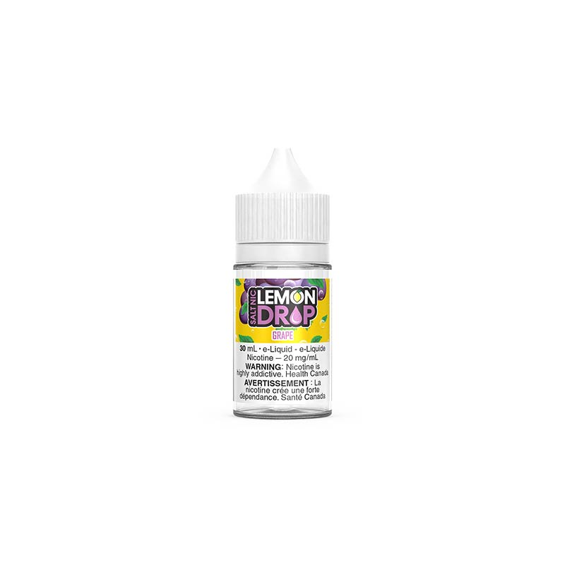 Grape Salt Nic By Lemon Drop E-Juice - Bay Vape