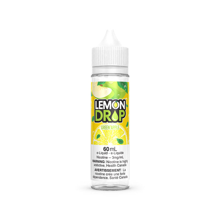 Green Apple By Lemon Drop Vape Juice