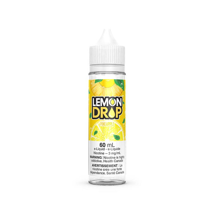 Pineapple By Lemon Drop Vape Juice