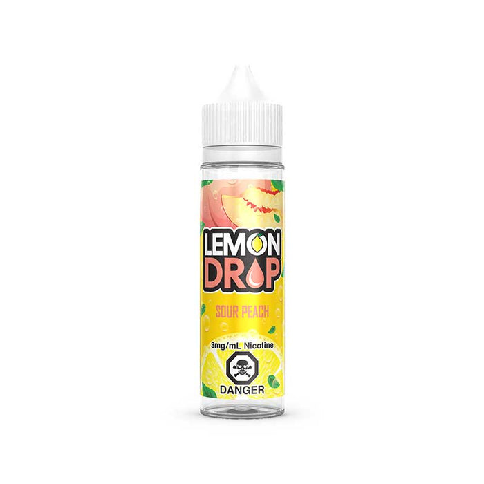 Peach By Lemon Drop Vape Juice