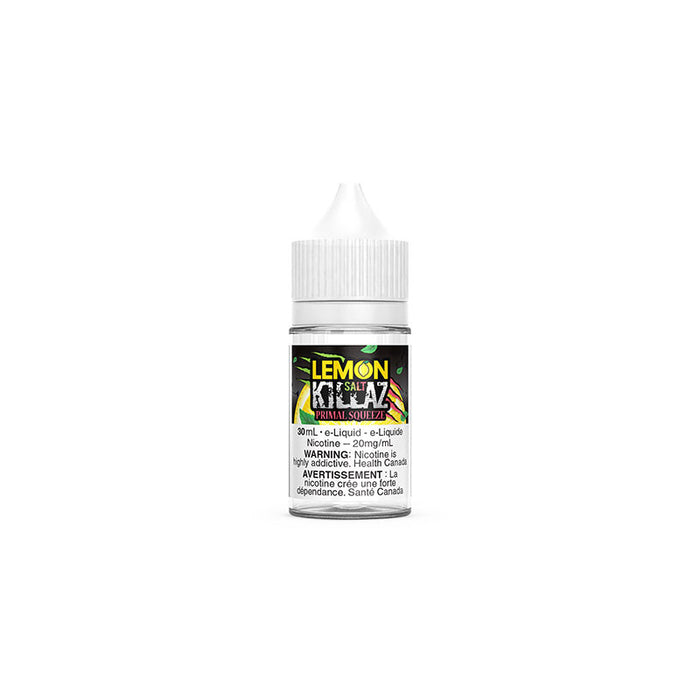 Primal Squeeze Salt By Lemon Killaz Salt Nic Juice