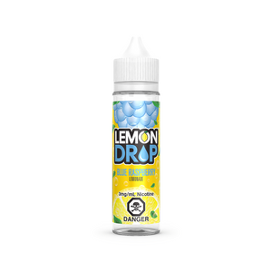 Blue Raspberry By Lemon Drop Vape Juice - Bay Vape