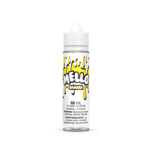 Banana By Mello E-Liquid - Bay Vape