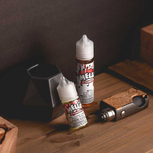 Strawberry By Mello Salt Nic Juice - Bay Vape