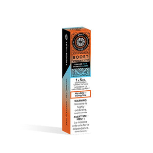 ENVI Boost 1500 Puffs Disposable Vape - Orange Iced - Bay Vape